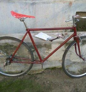 Велосипед ХВЗ Турист 1957г.