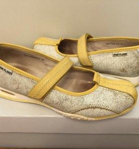 Туфли женские 37 кожа