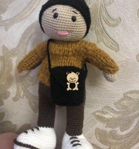 Джентльмен кукла