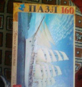 Пазлы Морское путешествие