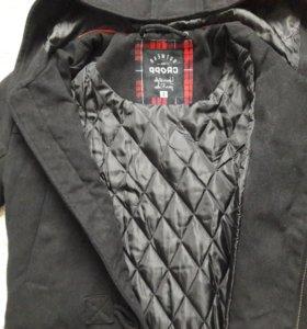 """Утепленное пальто фирмы """"Cropp"""", 42-44 р."""
