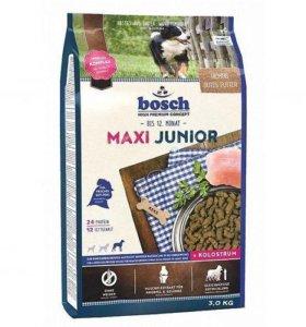 Сухой корм Bosch Junior Maxi для щенков