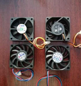 Вентилятор кулер Cooler для ПК 60х60 3pin