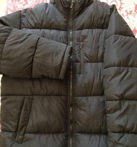 Куртка зимняя на двойном синтепоне!!
