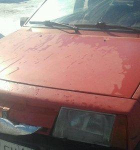 ВАЗ (Lada) 2108, 1986