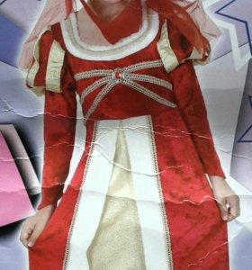 Карнавальный костюм Принцесса.
