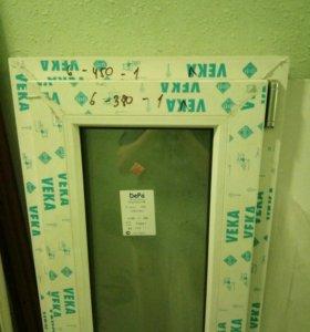 Окно и дверь+ панели пластик