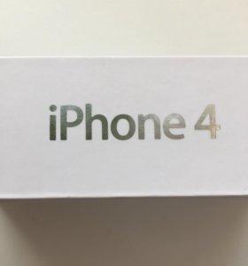 iPhone 4. За товар не стыдно!