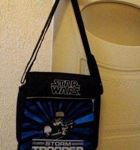 сумка школьника ,,Звездные войны,,