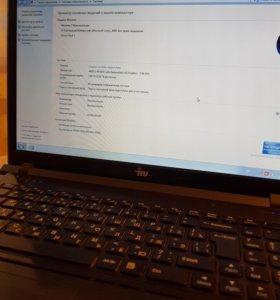Ноутбук iRu W255BU