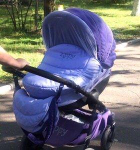 детская коляска Тутис Зиппи