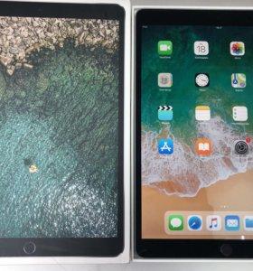 iPad Pro 10,5 дюймов Wi-Fi+Cellular 256 Gb Gray