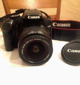 Продам зеркальный фотоаппарат Canon EOS 450D