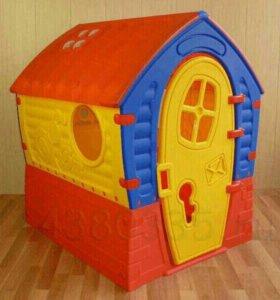 Детский домик (нов) PalPlay