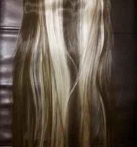 Волосы из канекалона