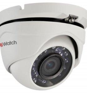 Камера видеонаблюдения 1920х1080 HiWatch DS-T203