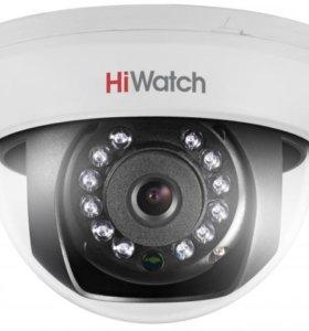 Камера видеонаблюдения 1920х1080 HiWatch DS-T201