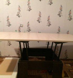 Новый стол-трансформер