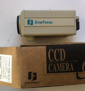 EverFocus EQ-180 чёрно-белая видеокамера