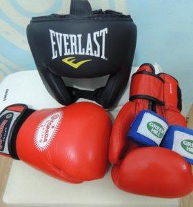 Комплект для занятий боксом, Тайским боксом