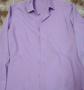 Рубашки размеров 41,43, M, XL