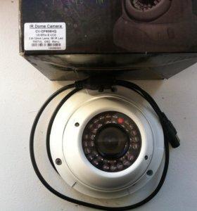 Уличная антивандальная видеокамера CyberView