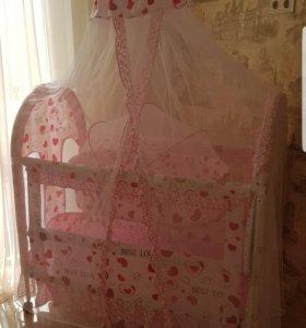 Кроватка-пеленатор