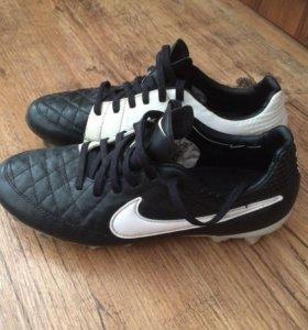 Бутсы Nike Тiempo