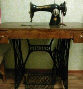 Швейная машина зингер 1962г.