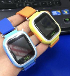 Детские часы с GPS сенсорные