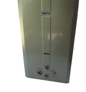 Проточный водонагреватель газовый Vektor