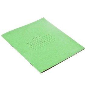 Тетради 12 листов в ассортименте