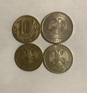 Продам редкие монеты