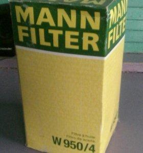 Фильтр масляный W 950/4