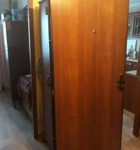 Дверь входнаяб/у ширина проема 95/205