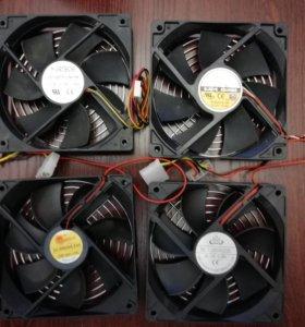 Вентилятор кулер Cooler 120x120x25 12V
