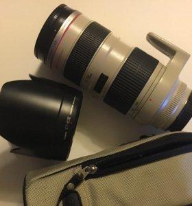 Canon EF70-200mm f/2.8L USM