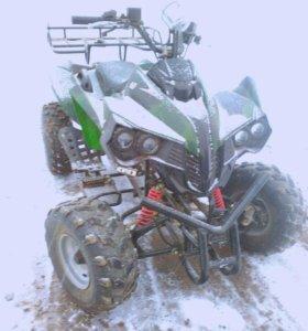 Квадроцикл Рысь 110