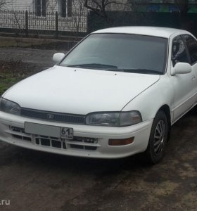 Toyota Sprinter, 1995