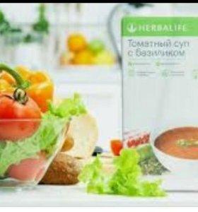 Томатный суп для похудения и контроля веса