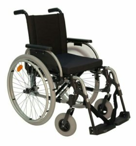 Инв.коляска фирма оттобок