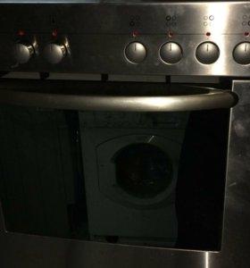Bosch зависимая панель с духовкой