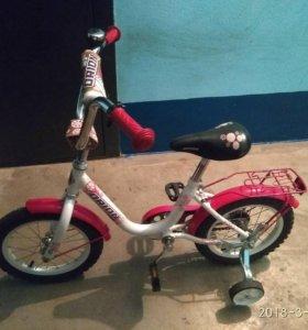 """Детский велосипед колёса -14"""""""