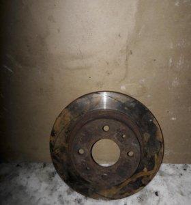 Тормозной диск ваз 2108-2115