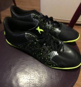 Adidas футбольные кеды ( футзал)