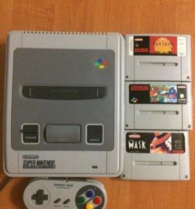 Super Nintendo (ретро консоль)