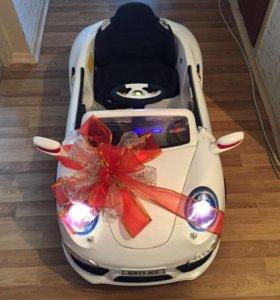 Детский электромобиль PORSHE 911