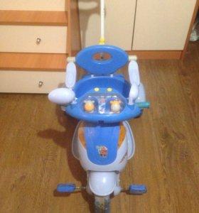 Детский 3-х колесный велосипед. цена снижена