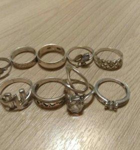 Колечки (серебро)