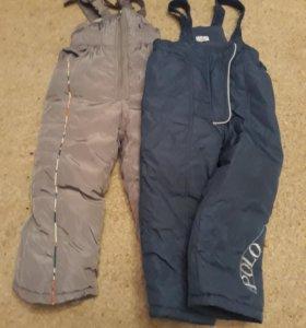 Зимние штаны 98